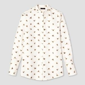 Victoria Beckham for target bumblebee shirt